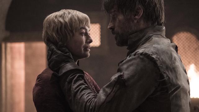 cersei e jaime Game of Thrones