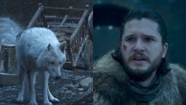Game of Thrones - Spettro Jon Snow