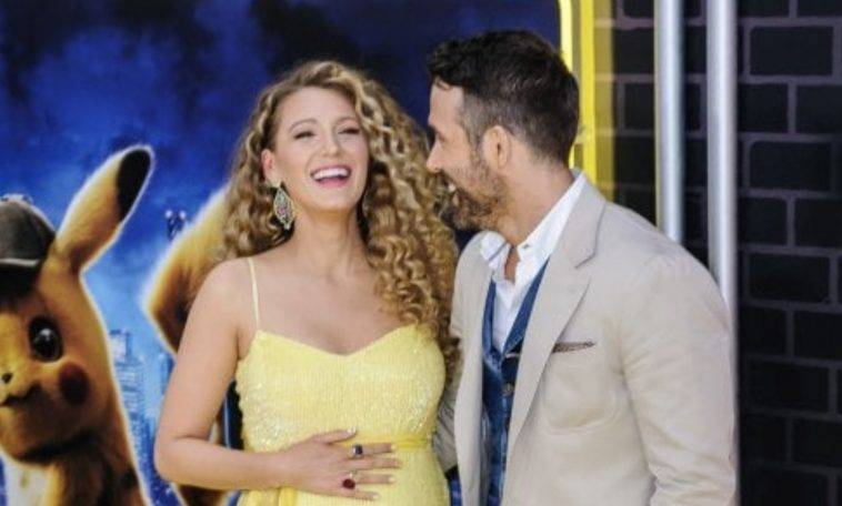 Ryan Reynolds - Blake Lively