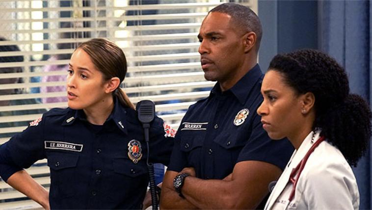 Grey's Anatomy Station 19