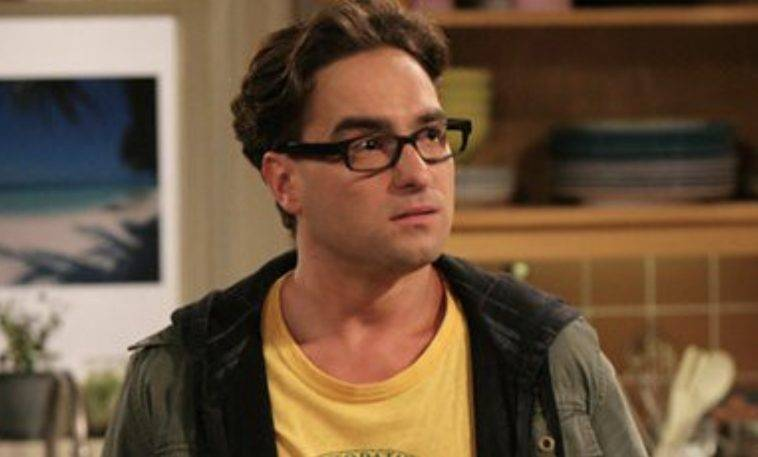 The Big Bang Theory - Johnny Galecki