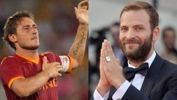 Serie Tv su Totti - Alessandro Borghi