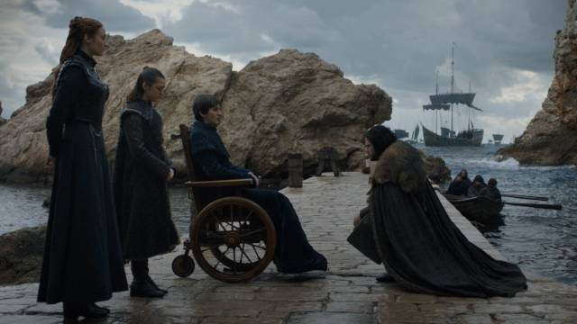 Game of Thrones 8 - Starks