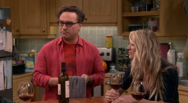 the big bang theory 12x22