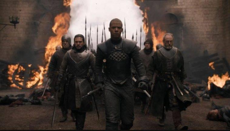 Game of Thrones - Verme Grigio