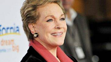 Julie Andrews - Shondaland