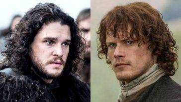 Outlander come Game of Thrones