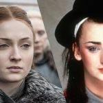 Game of Thrones - Sophie Turner - Boy George