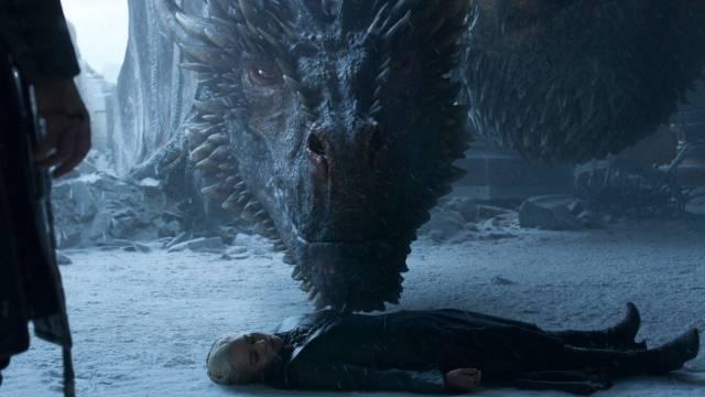Game of Thrones Drogon Daenerys