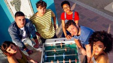 Summertime cast - Netflix Italia