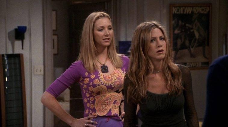 Friends - Rachel Phoebe