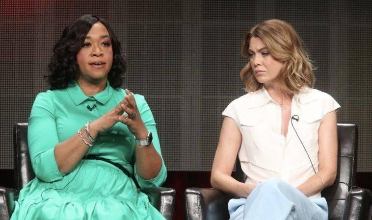 Grey's Anatomy - Shonda Rhimes