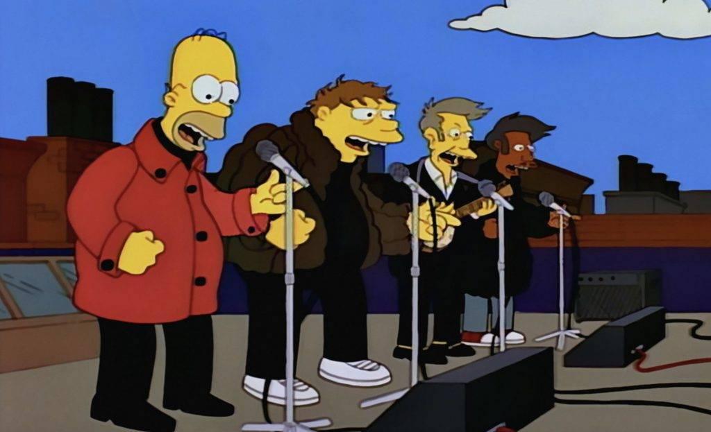 I Simpson - I Re Acuti