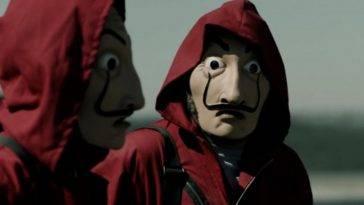 La Casa de Papel - Maschera