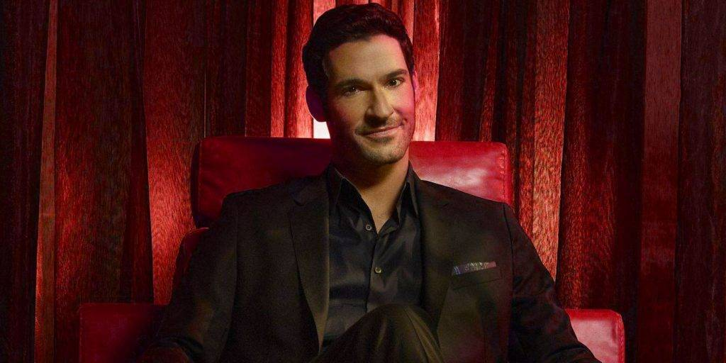 Lucifer - Tom Ellis
