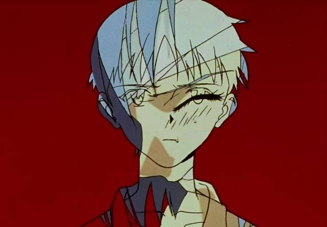 Neon Genesis Evangelion - Shinji Ikari