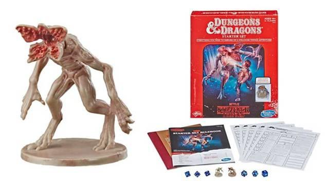 Stanger Things Starter Set Dungeons & Dragons