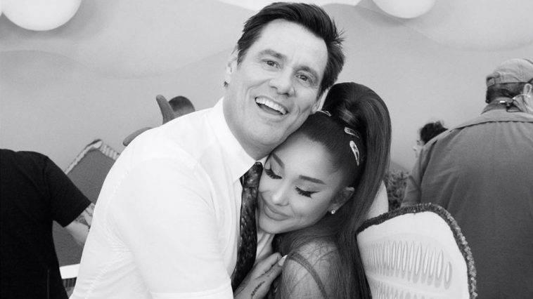 Kidding-Jim-Carey-Ariana-Grande