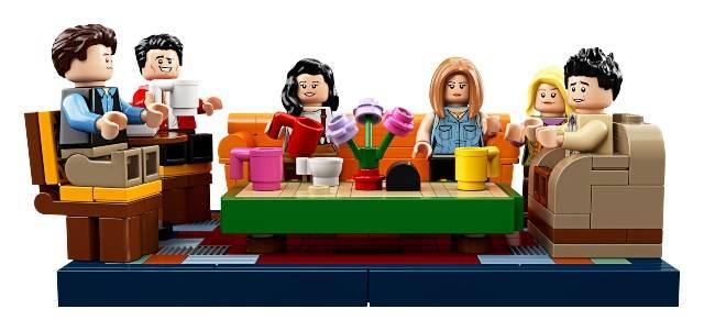 Friends - Set LEGO - 4