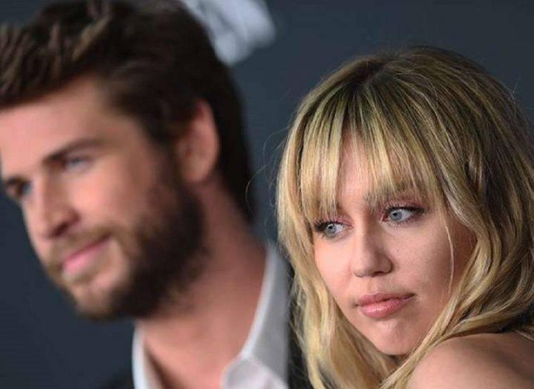 Miley Cyrus e Liam Hemsworth si separano dopo 8 mesi di matrimonio