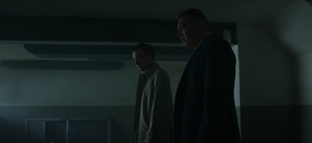 Mindhunter 2x03 Bill