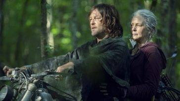 The Walking Dead 10 - Daryl e Carol