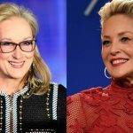 Maryl Streep e Sharon Stone