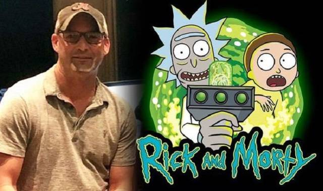 rick and morty simpson