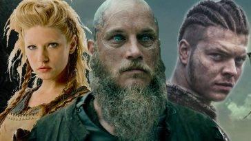 Viikings Ragnar Ivar Lagertha