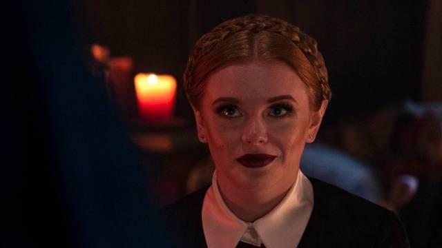 Abigail Cowen - Le terrificanti avventure di Sabrina