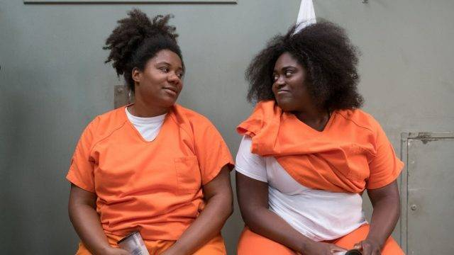 cindy and taystee