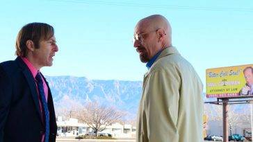 Breaking Bad Walter White Better Call Saul