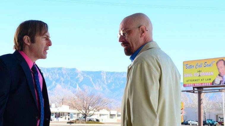 Breaking Bad Walter White Better Call Saul