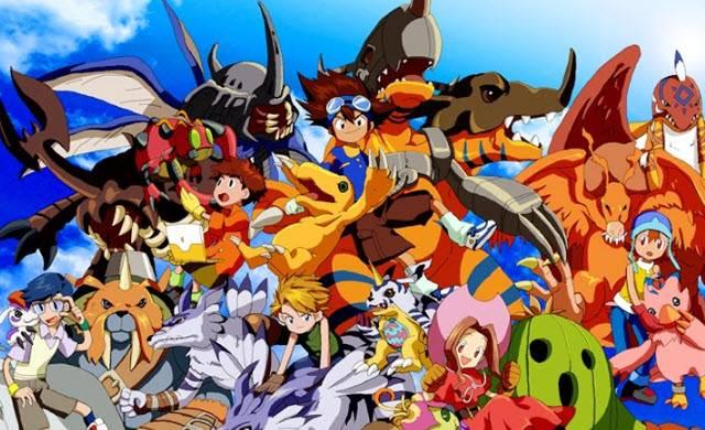 I Digimon