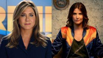 Jennifer Aniston Cobie Smulders