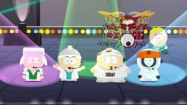 Band in China - South Park