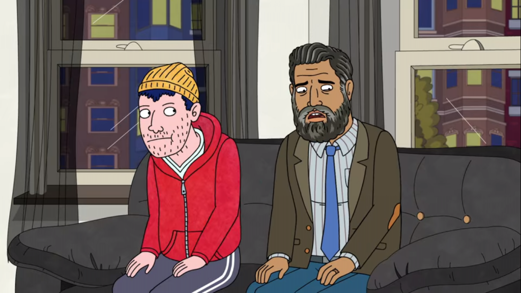Todd e Jorge