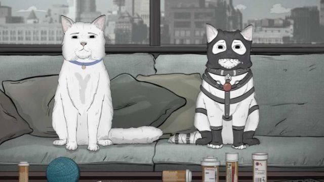 serie animate per adulti - animals