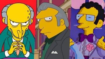 I Simpson Villain