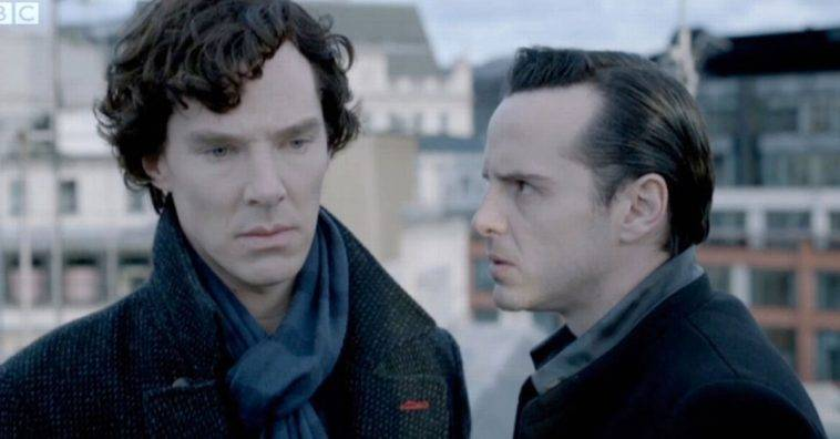 Sherlock-Moriarty Serie Tv