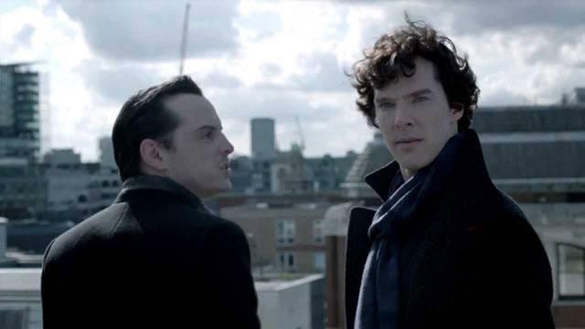 Sherlock - coppie avvincenti