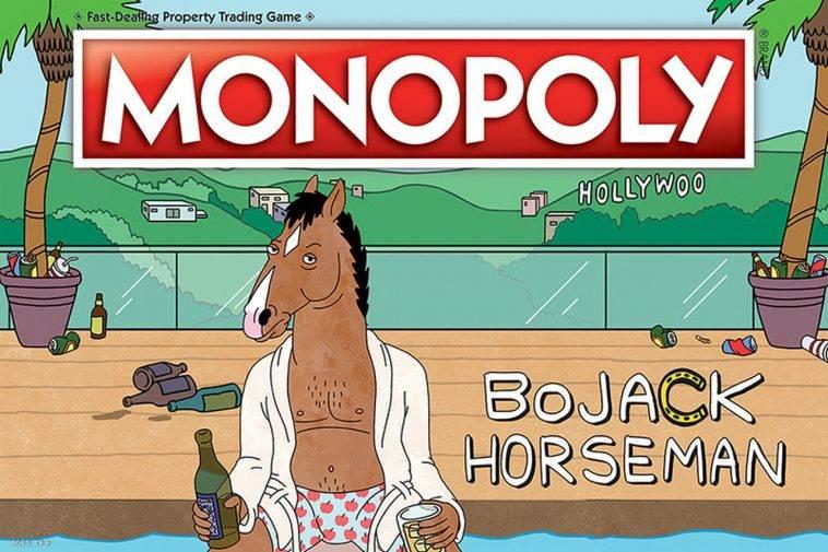 Bojack Horseman Monopoly