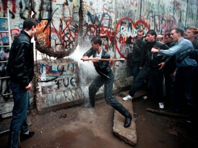 1989 - Cronache dal Muro di Berlino