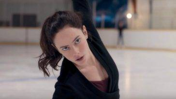Spinning Out - Kaya Scodelario