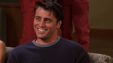 the i land, joey tribbiani, friends