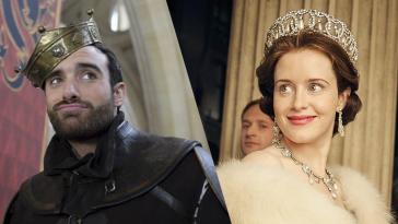 royal drama galavant the crown