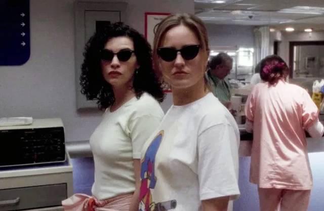 E.R. Quentin Tarantino Serie Tv Bounty Law