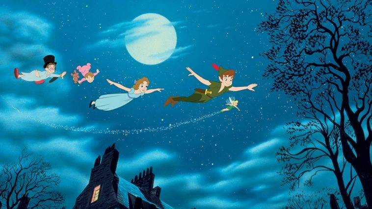The League of Pan - Peter Pan sequel