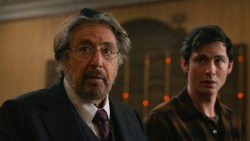 Hunters - Al Pacino e Logan Lerman