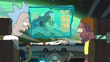 Rick and Morty 4x05